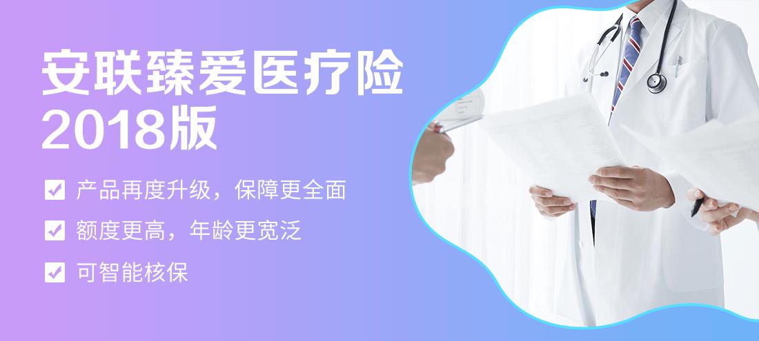 安联臻爱医疗保险(2018版) 基本计划
